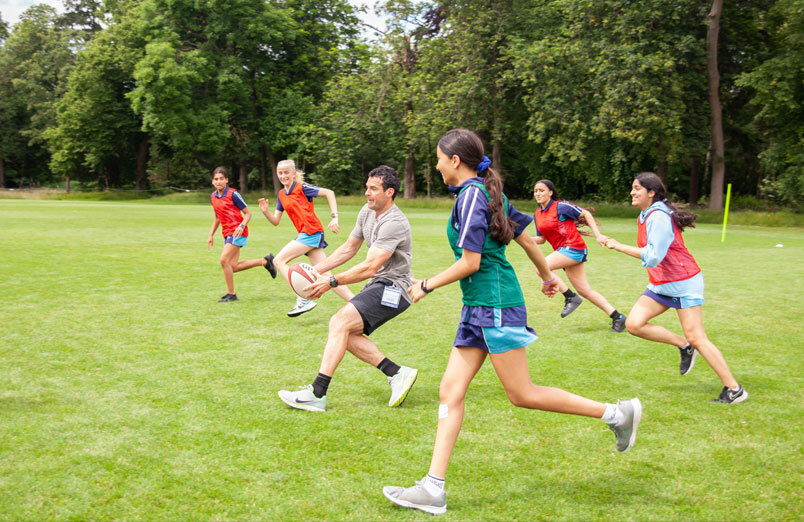 St Margarets School Sports Masterclass 2