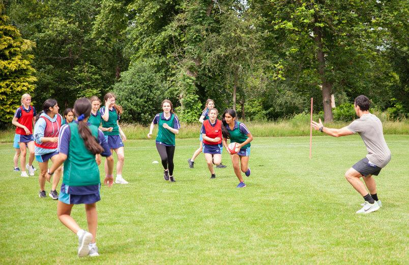 St Margarets Sports Masterclass 1