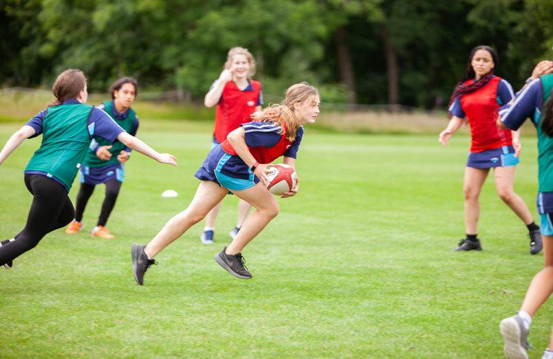 St Margarets Sports Masterclass 11
