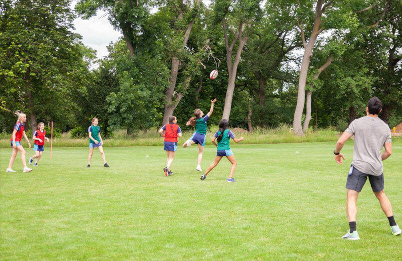 St Margarets Sports Masterclass 4