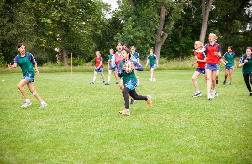 St Margarets Sports Masterclass 5