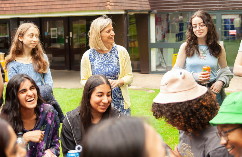 St Margaret's Sixth Form Year 13 Leaver's party