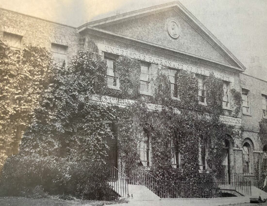 The=Clergy Orphan School At St Johns Wood