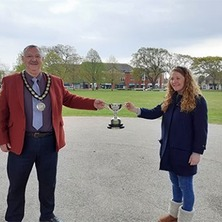 So lovely to hear that former pupil Hannah  has been awarded New Milton Citizen of the Year in recognition of her outstanding community contribution. Hannah set up a Covid Support Group in March 2020, signing up 250 kindly neighbours, providing volunteer help to over local 400 residents in need of assistance, collecting shopping, being phone-buddies, dog-walking and collecting prescriptions, and we love everything about this! #stmargaretshertfordshire #stmargaretsbushey . . . #busheylife #busheymums #independentschool #schoollife #education #boardingschool #watford #stanmore #radlett #harrow #Watfordmums #watfordlife #pinnermums #pinnerparents #preplife #prepschool #rickmansworthmums #stanmoremums #busheyheath #hertfordshiremums #stmargaretsherts #StMargaretsNursery #TheNursery #earlyeducation #nurseryschool #kindergarten #preschool