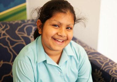 Junior School Pupil Rheya Covid-19 Charity Story